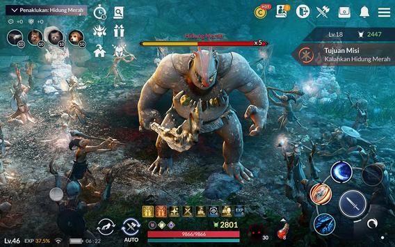 Black Desert Mobile screenshot 4