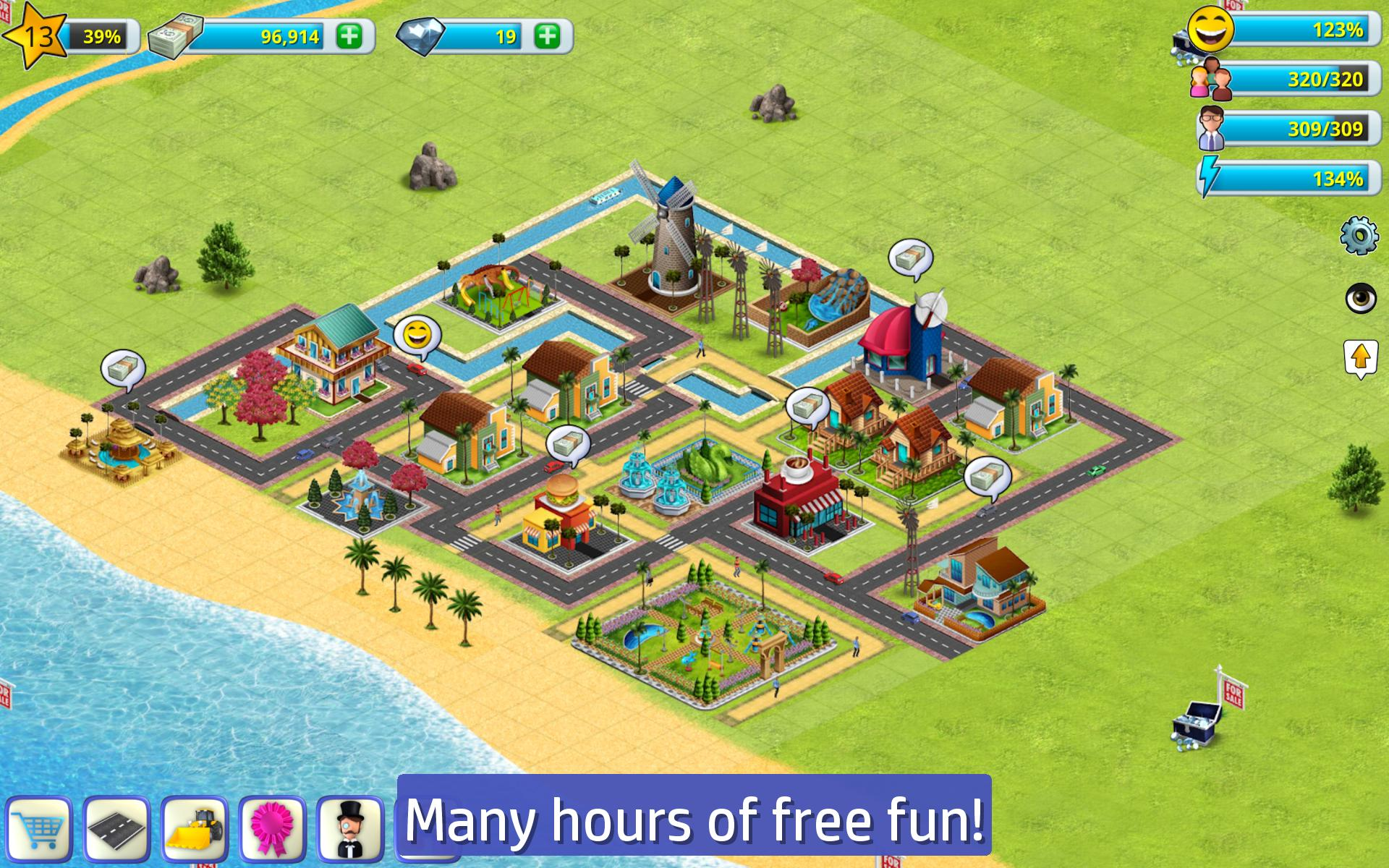 Village City Simulation 2 For Android Apk Download