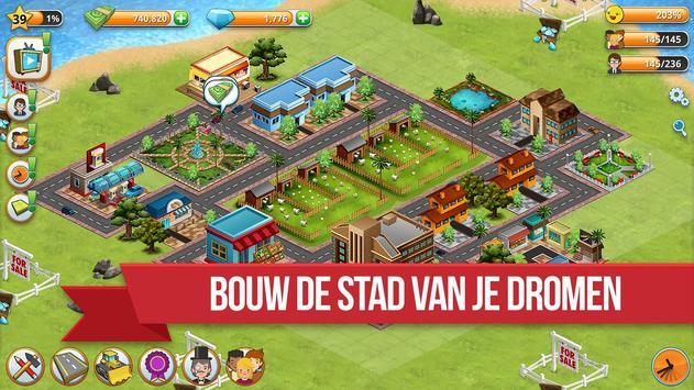Village City - Island Simulation screenshot 1