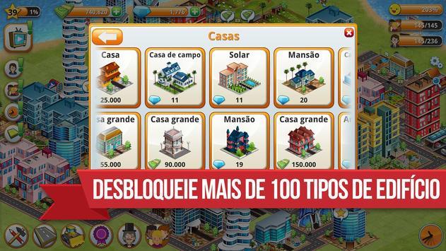 A Vila: simulador de ilha Village City Simulation imagem de tela 12