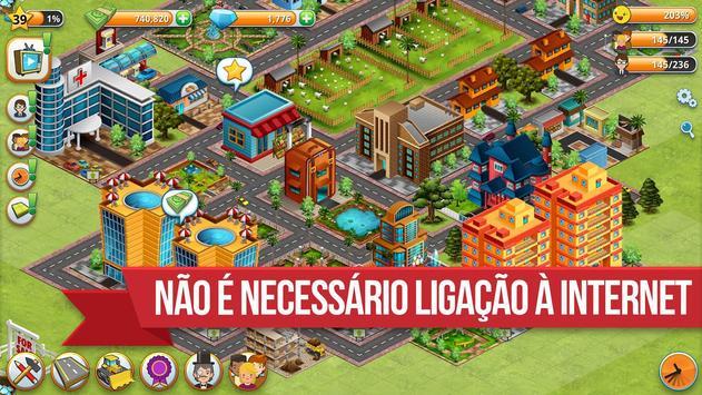 A Vila: simulador de ilha Village City Simulation imagem de tela 4