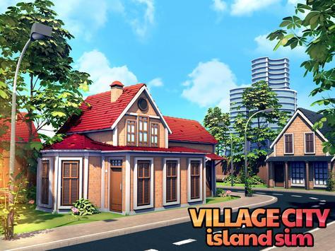 A Vila: simulador de ilha Village City Simulation imagem de tela 5
