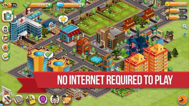 Village City - Island Simulation स्क्रीनशॉट 14