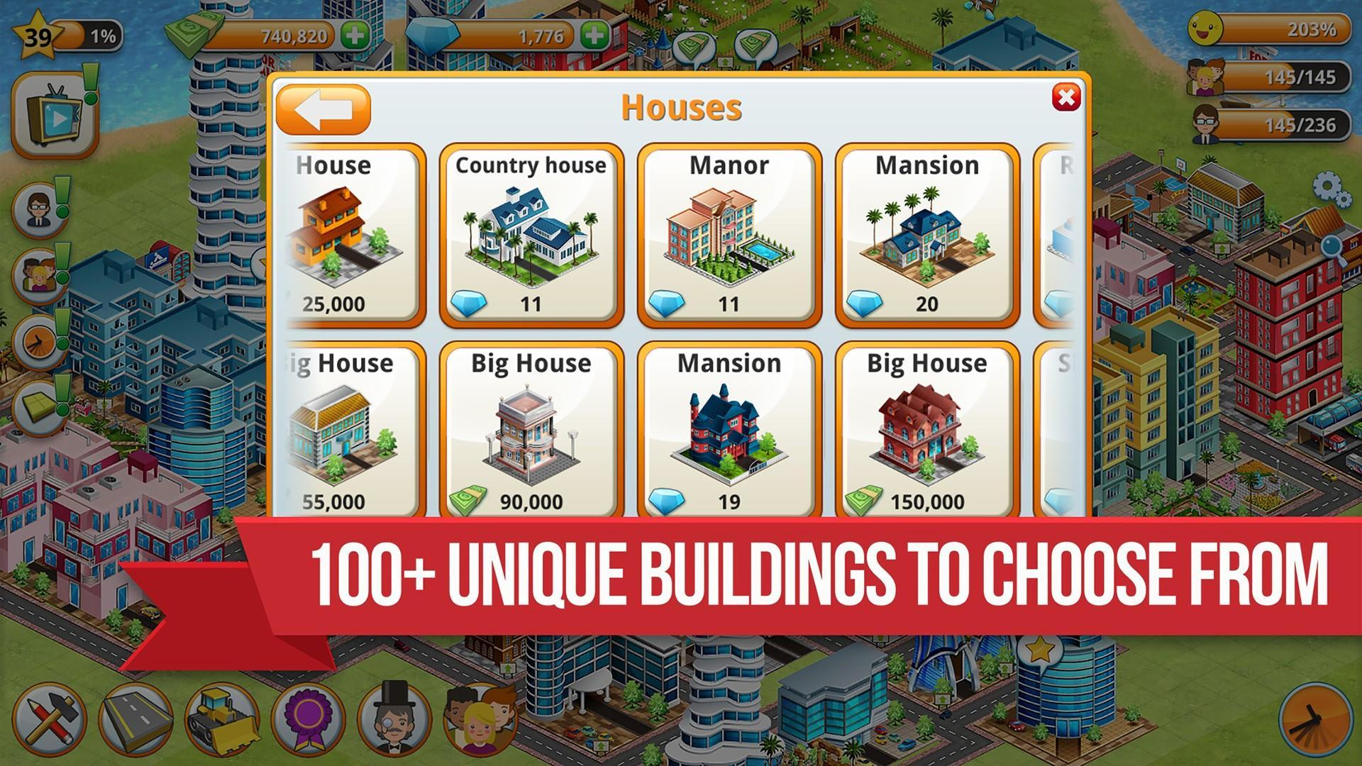Free download permainan Village City - Island Simulation v1.9.3