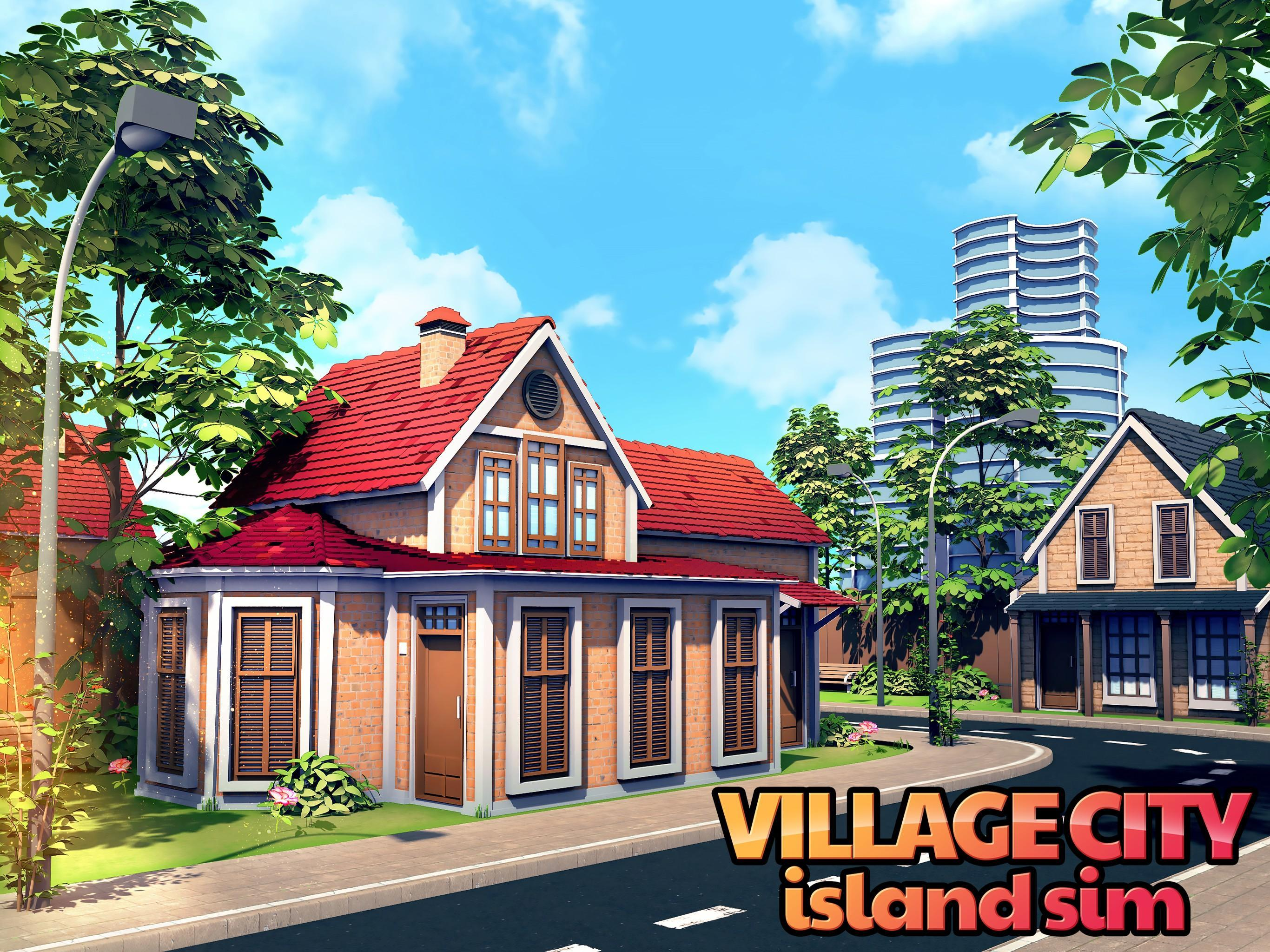 Cari permainan game Village City - Island Simulation v1.9.3