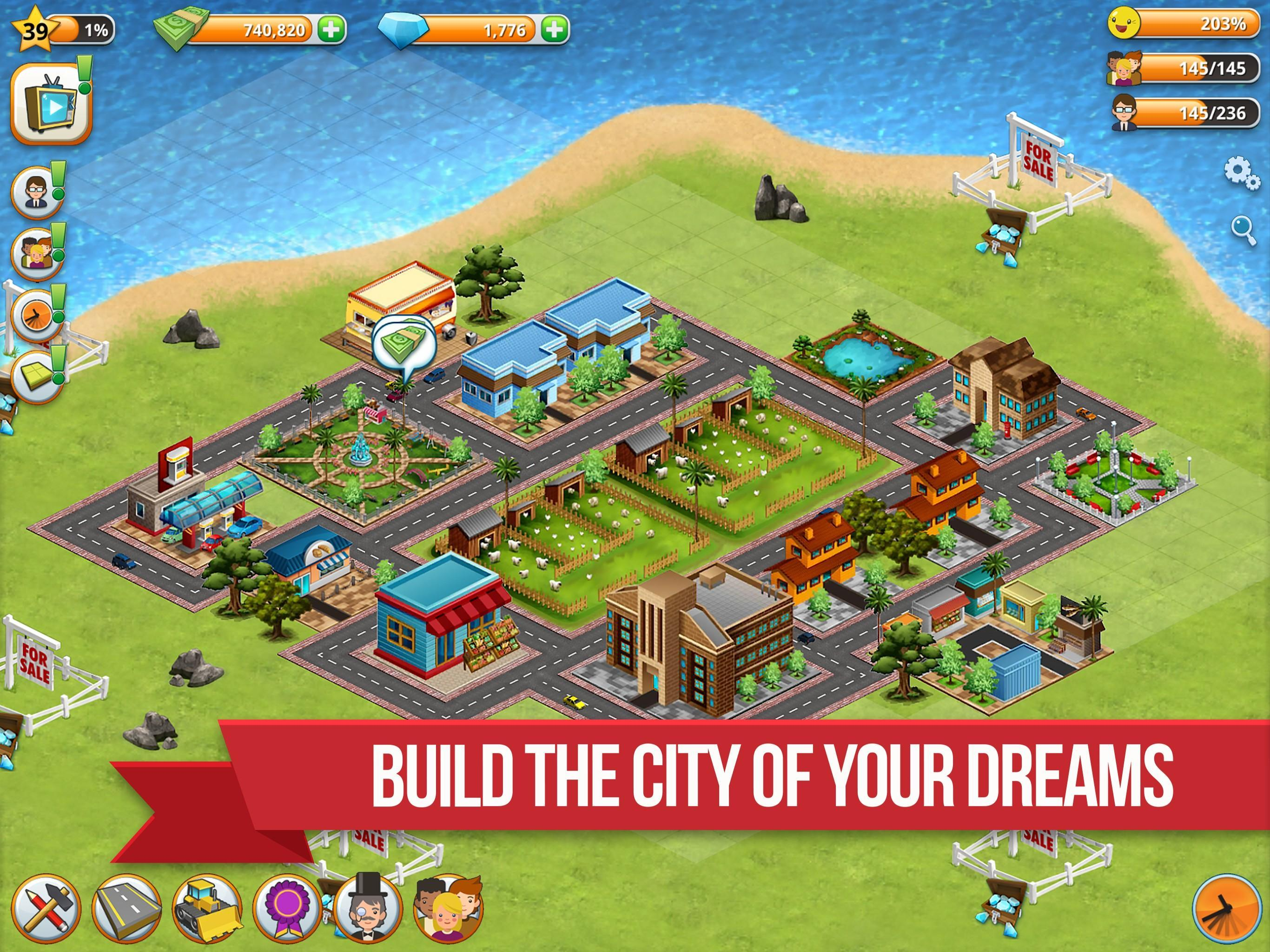 Game terbaru Village City - Island Simulation v1.9.5
