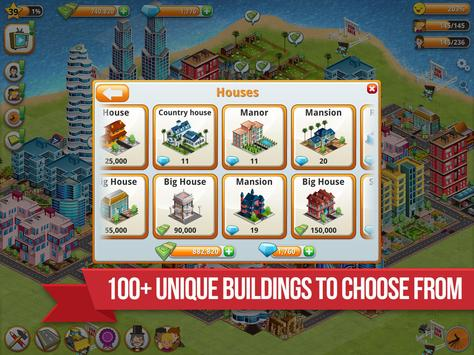 Village City - Island Simulation स्क्रीनशॉट 7