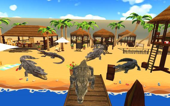 Hungry  Alligator Hunting : Alligator Games screenshot 4