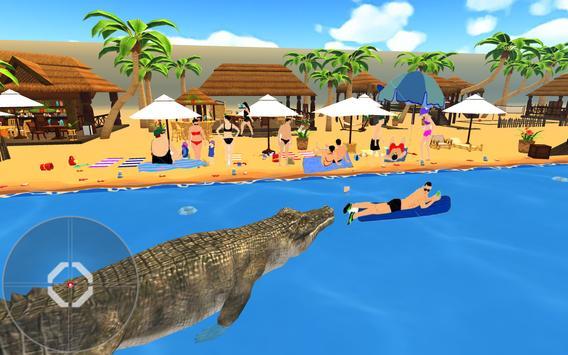 Hungry  Alligator Hunting : Alligator Games screenshot 10