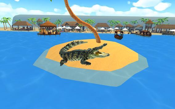 Hungry  Alligator Hunting : Alligator Games screenshot 3