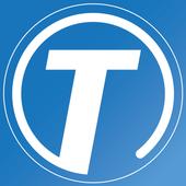 TRANSFLO Mobile+ icône