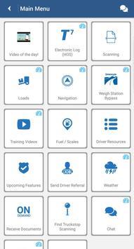 TRANSFLO Mobile+ capture d'écran 1