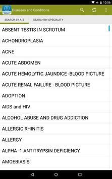 Pediatric Oncall capture d'écran 18