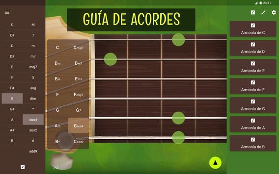 Robotic Guitarist captura de pantalla 7