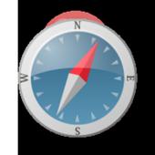 位置情報(山行ノート拡張) icon