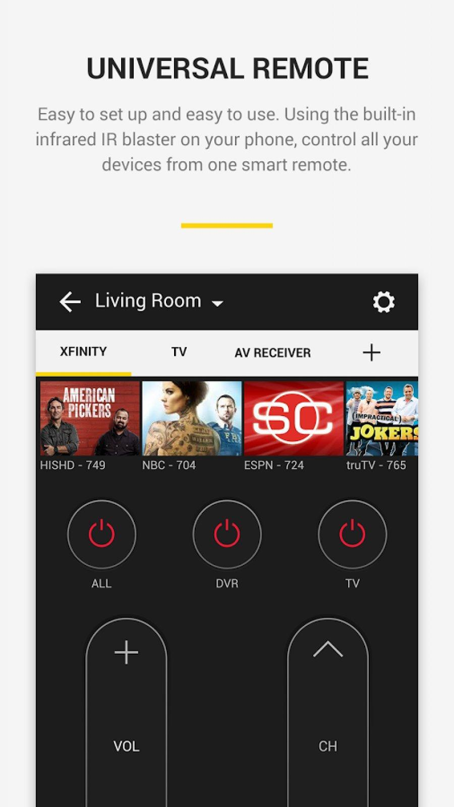 Panasonic TV Remote Control for Android - APK Download