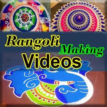 Rangoli Making Videos poster