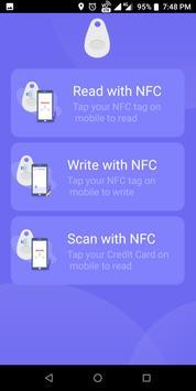 NFC Peerbits screenshot 1