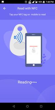 NFC Peerbits screenshot 2