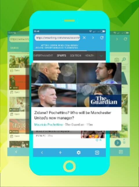 App baru Pekob Browser