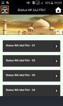 Status WA Idul Fitri screenshot 2