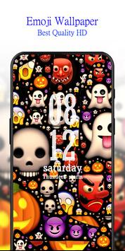 Emoji Wallpaper screenshot 1