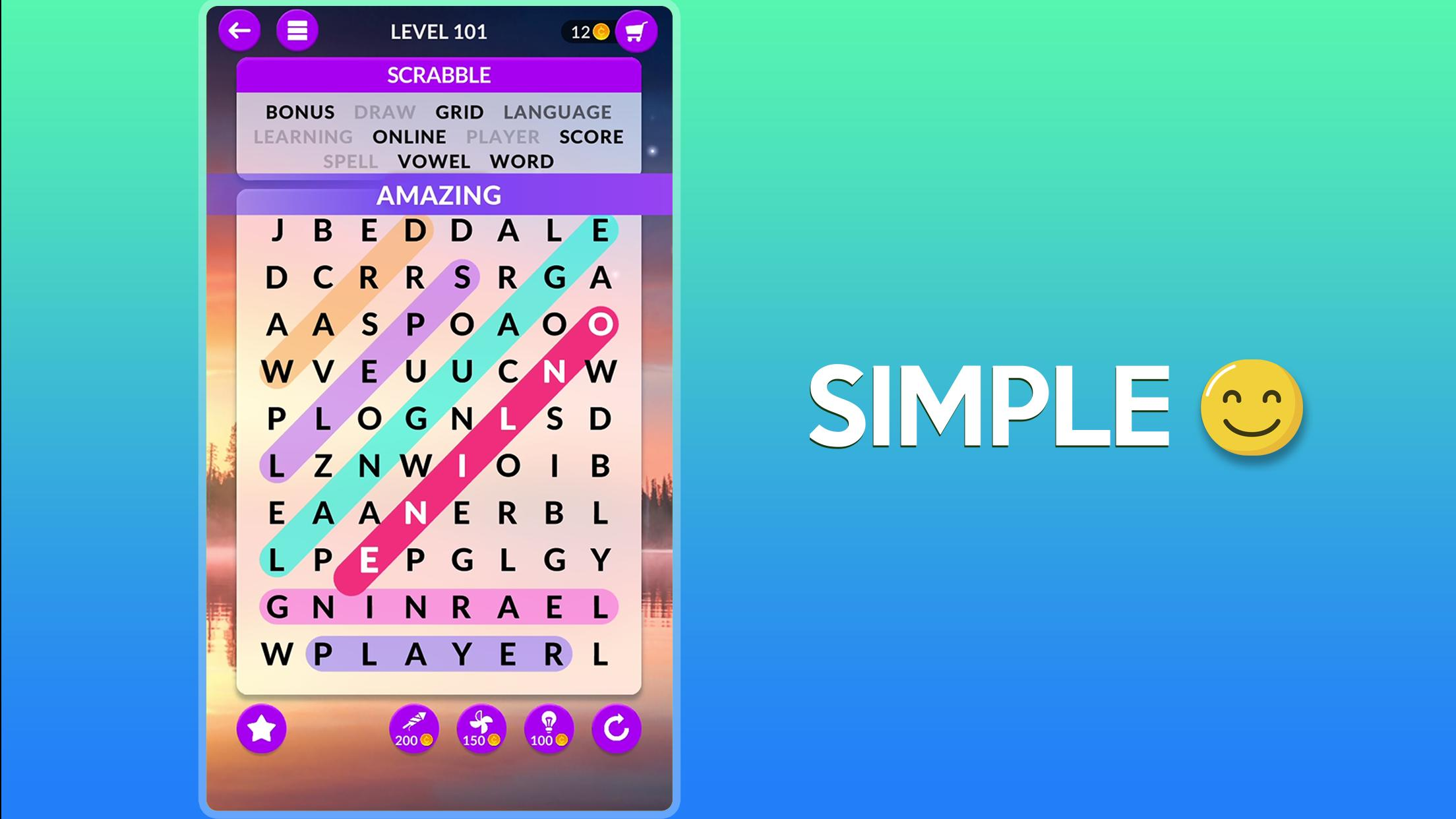 Wordscapes Search For Android Apk Download