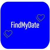 FindMyDate - Find, Chat and Meet icon