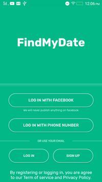 FindMyDate - Find, Chat and Meet screenshot 4