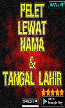 Pelet Lewat Nama & tangal Lahir screenshot 2