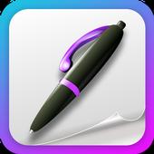 Pen Paper Note (Pro) Apk