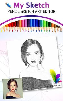 Pencil Sketch Art : Tap Sketch screenshot 1