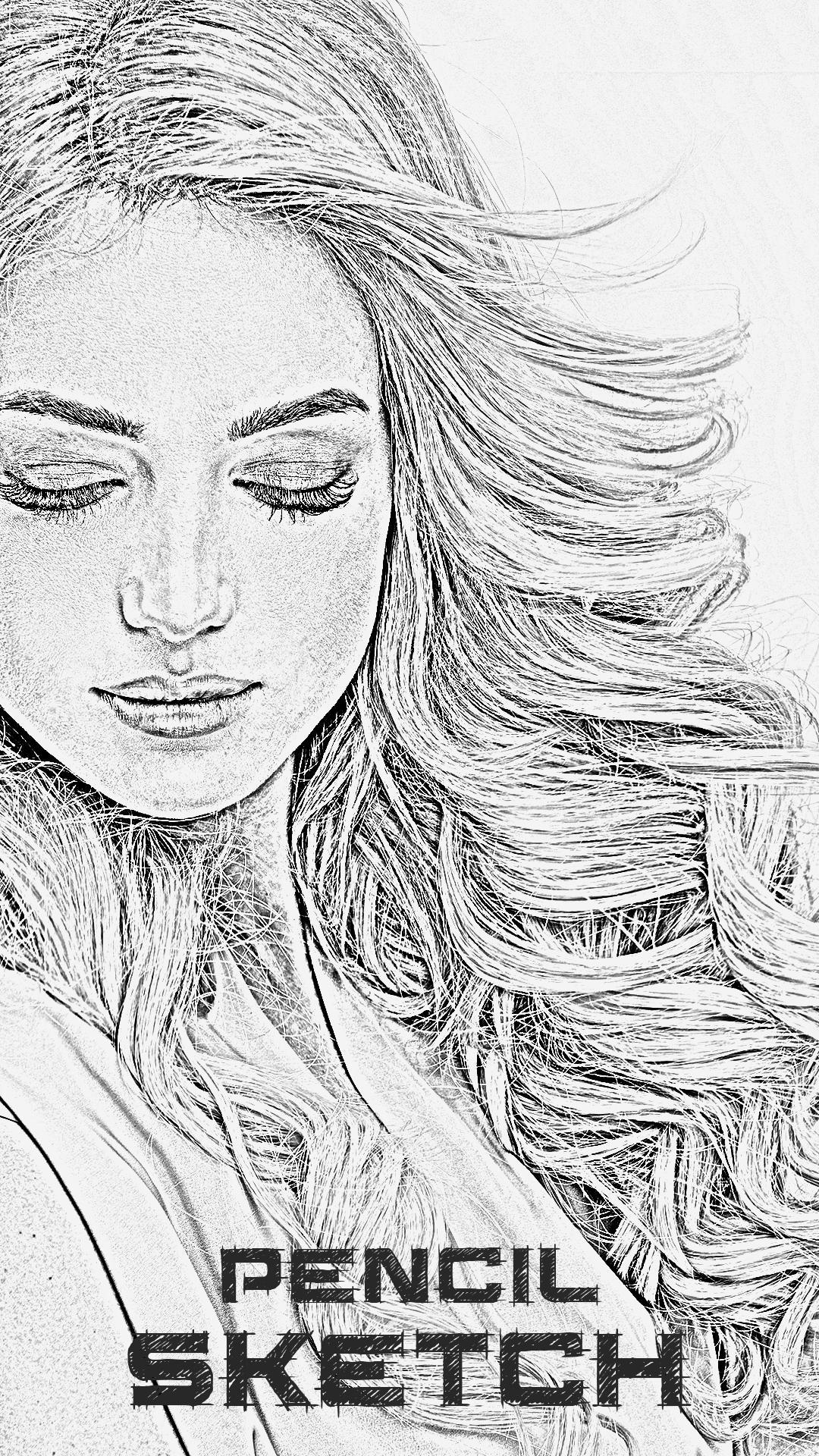 Pencil Photo Sketch  Drawing Photo Editor for Android   APK Download