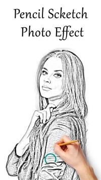 Pencil Sketch Photo Maker : Sketching Drawing Pic poster