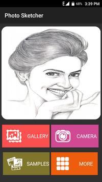 Photo Sketcher poster