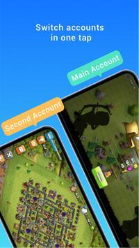 Clone App スクリーンショット 2
