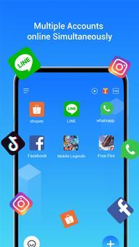 Clone App スクリーンショット 3