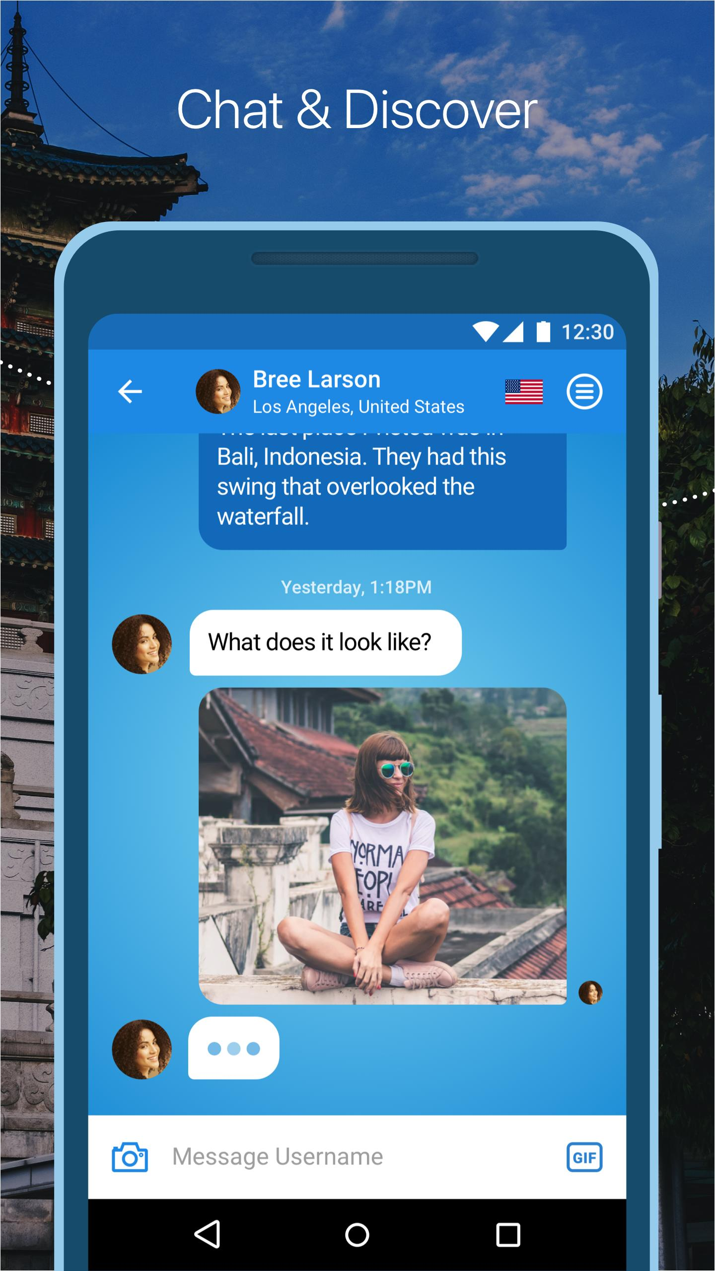 Pen Pals® - Meet New People for Android - APK Download