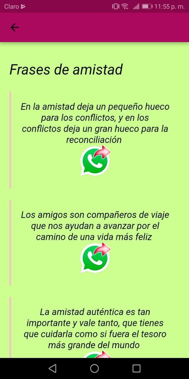 Frases Bonitas De Amistad For Android Apk Download