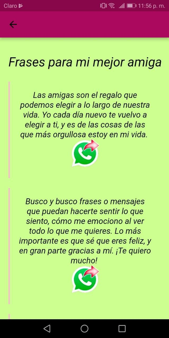 Frases De Amistad For Android Apk Download