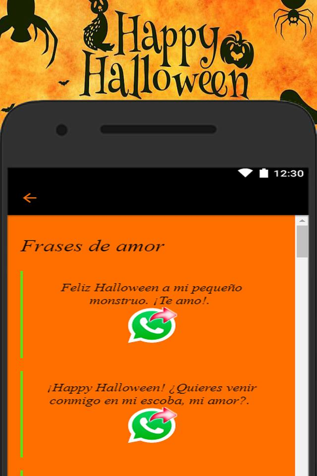 Frases Feliz Halloween 2018 For Android Apk Download