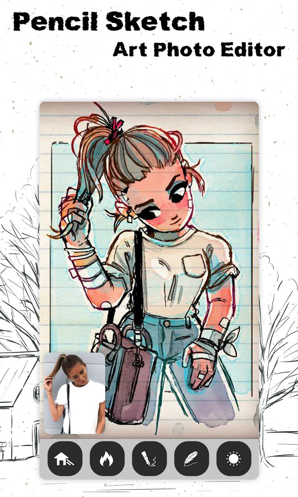 Pencil Sketch Art Photo Editor for Android   APK Download