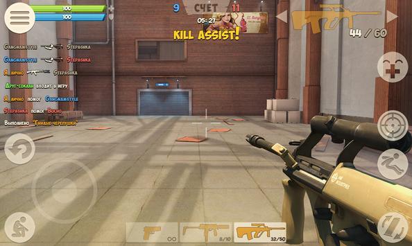Контра Сити - Стрелялки Онлайн Шутер скриншот 7