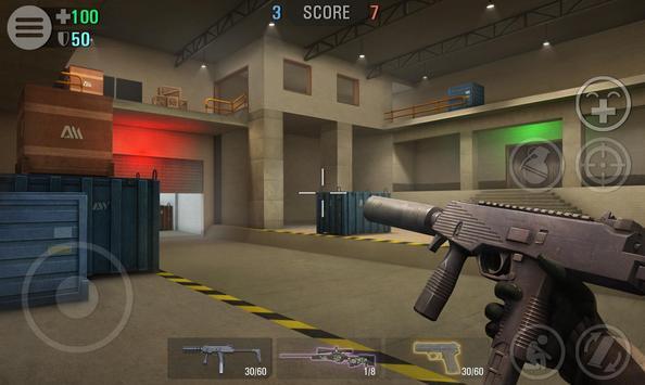 Crime Revolt - Online FPS (PvP Shooter) 截圖 1