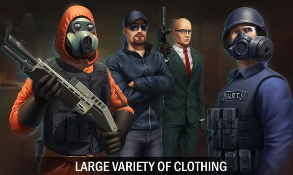 Crime Revolt - Online FPS (PvP Shooter) screenshot 3