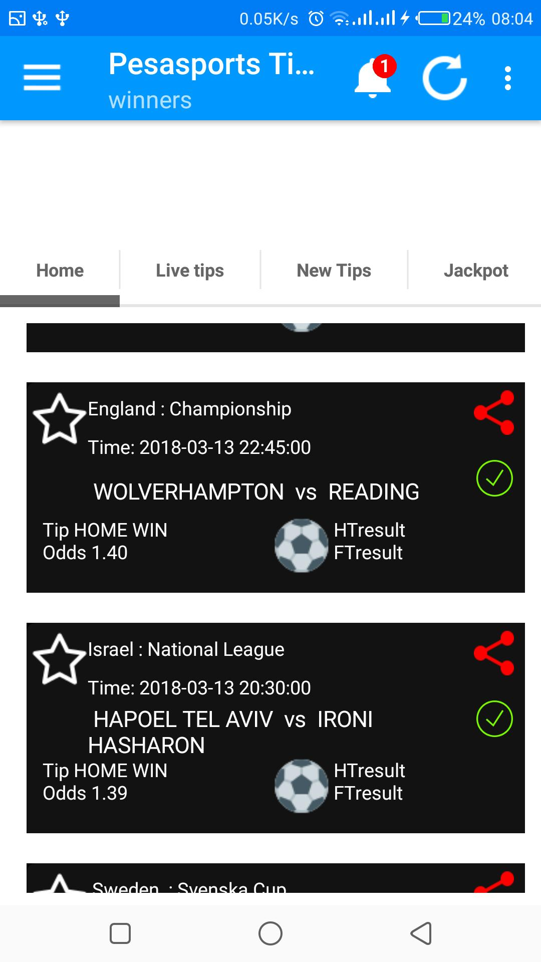 Betting TIPS Pro : Sportpesa Predictions for Android - APK Download