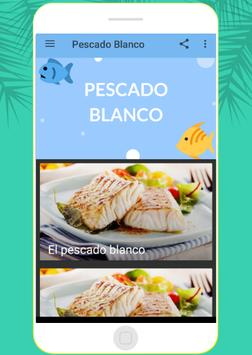 Pescado Blanco poster