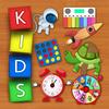Educatieve spelletjes kinderen-icoon