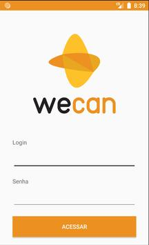 WeCan - Social Network poster
