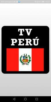 TV Perú ポスター